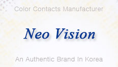neo vision is an authentic cosmetic color contact lenses manufacturer in korea